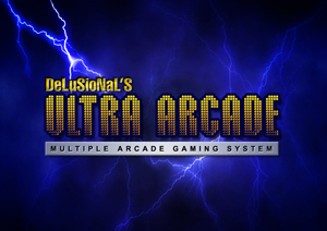 DeLuSioNaL's Ultra Arcade Theme for Maximus Arcade